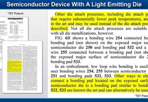 Patent Callout